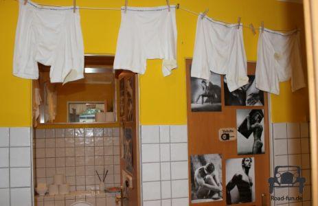 Ausrede 120 - Unterhose war noch nicht trocken