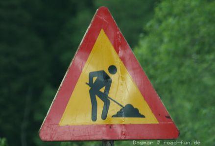 Gefahrenschild Ukraine - Baustelle (5)