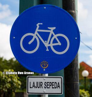 Hinweisschild Indonesien (5)