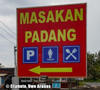 Hinweisschild Indonesien (6)