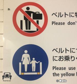 Hinweisschild Japan (9)