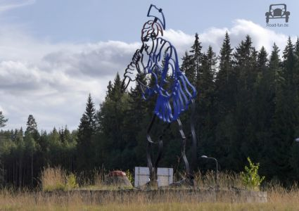 Kreisverkehr Schweden #02