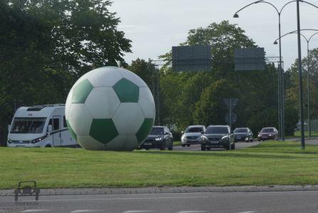 Kreisverkehr Schweden #06
