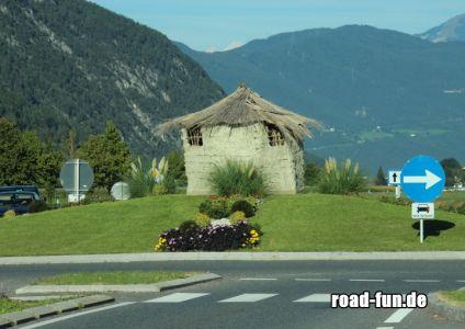Kreisverkehr In Österreich