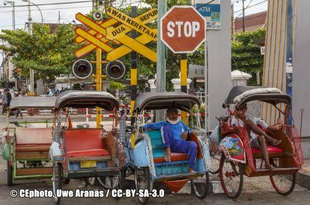 Stoppschild Indonesien (2)