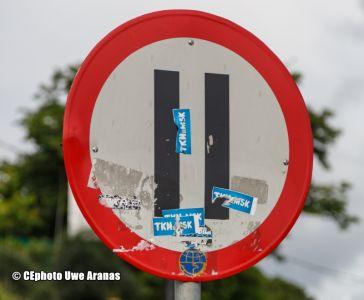 Verbotsschild Indonesien (5)
