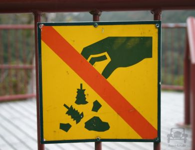 Verbotsschild In Neuseeland (4)