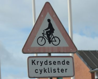 (Road)sign Denmark #009