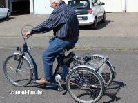 Dreirad fahren lernen 03